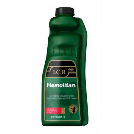 Suplemento Hemolitan Jcr 1l