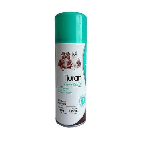 Tiuran Sarnicida e Fungicida Aerosol 125ml