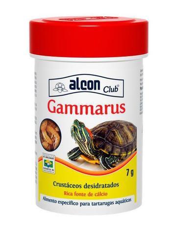 Alimento Alcon Gammarus Para Tartarugas Aquáticas