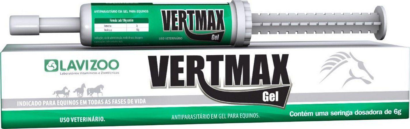 Vertmax gel 6g