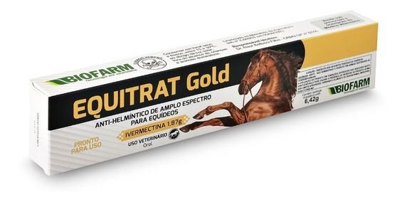 Equitrat gold 6g