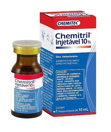 Chemitril injetável 10%