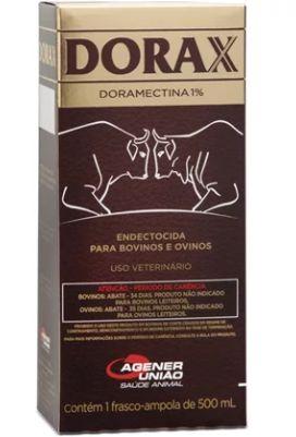 DORAX doramectina 1%