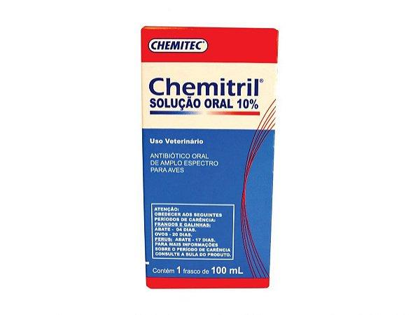 Chemitril Oral 10% 100ml