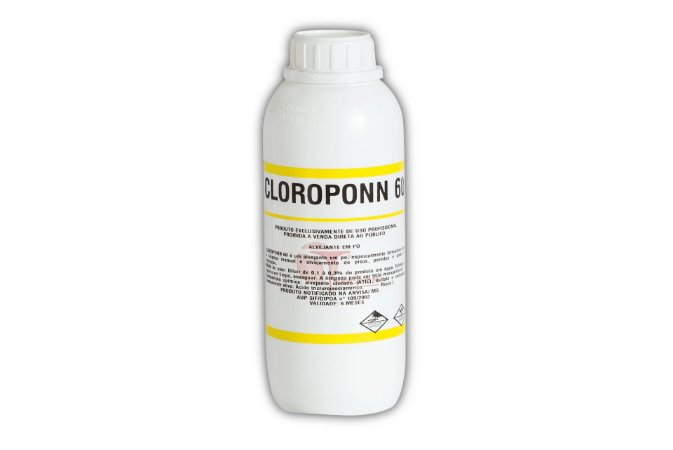 Cloroponn 60 – Cloro em pó - 1Kg