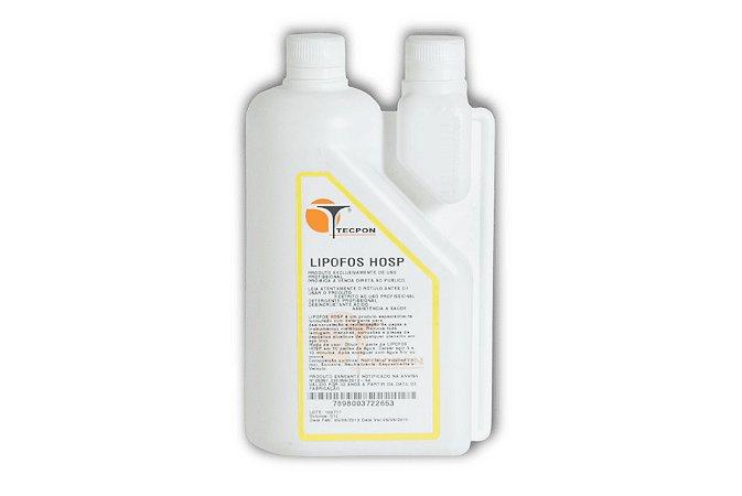 Lipofos – Removedor de Ferrugem 1L