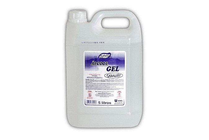 Alcool em Gel -  5L