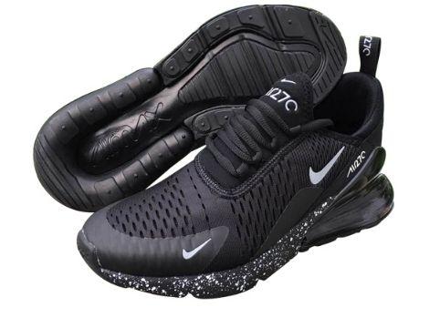 97dc3bd64b6b1 Tênis Nike Air Max 270 - Preto