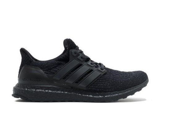 04a7f75febef2 Tênis adidas Ultra Boost Preto Masculino - Outlet Tenis