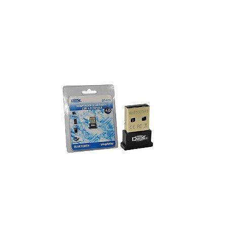 ADAPTADOR BLUETOOTH USB DT-40B 4.0 DEX BOX