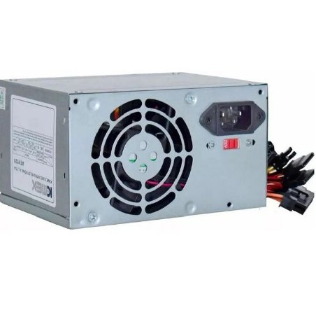 FONTE ATX 200W 20/24 PINOS PX-300CNG 2* SATA 2* IDE S/CABO KMEX BOX