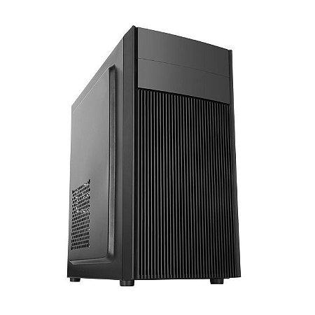 GABINETE 1 BAIA ULTRA-MATX C/FONTE BRAZIL PC BOX