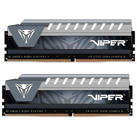 MEMORIA 8GB DDR4 2666 MHZ DESKTOP PVE416G266C6KGY VIPER PATRIOT OEM