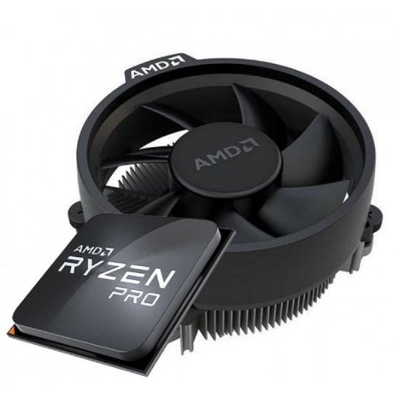 PROCESSADOR RYZEN 3 AM4 2200G PRO 3.50GHZ 6 MB CACHE C/COOLER AMD OEM