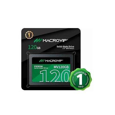 SSD 120GB SATA III MV120GB MACROVIP BOX