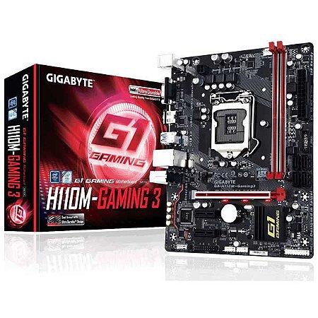 PLACA MAE 1151 MICRO ATX GA-H110M-GAMING DDR4 GIGABYTE