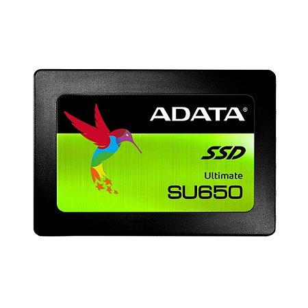 SSD 120GB SATA 6GB/S ASU650SS-120GT-C ADATA