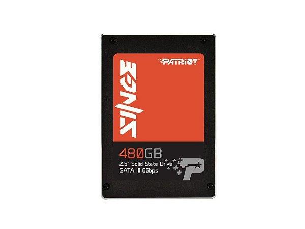 SSD 480GB SATA III PSI480GS25SSDR SINGE PATRIOT