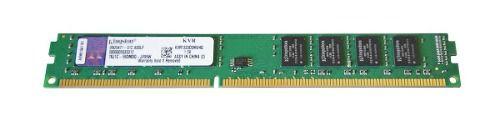 MEMORIA 4GB DDR3 1333 MHZ KVR1333D3N9/4G 16CP KINGSTON S/ CAIXA