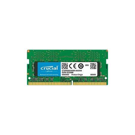 MEMORIA 4GB DDR4 2133 MHZ CT4G4SFS8213 NOTEBOOK CRUCIAL
