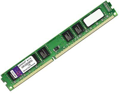 MEMORIA 8192 DDR3 1333 MHZ KVR1333D3N9/8G 16CP KINGSTON