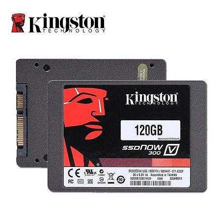 SSD 120GB SATA III SUV300S37A/120G KINGSTON