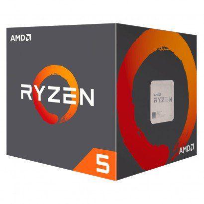 PROC AM4 RYZEN 5 2600 3.4 GHZ AMD