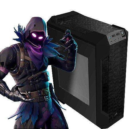 PC GAMER DARK LS 5200 EN58317 - FORTNITE