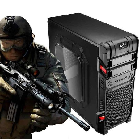 PC GAMER SNIPER GT ADVANCE 3.0 - CS GO