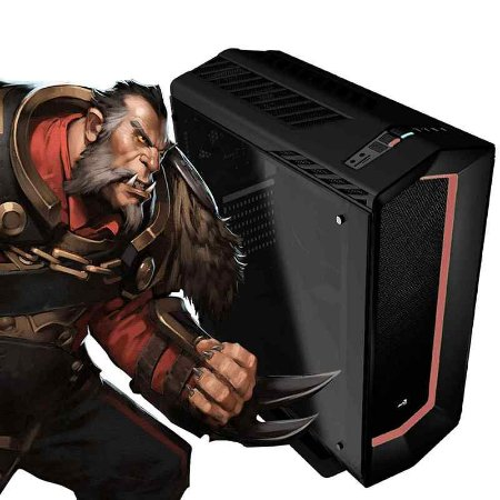 PC GAMER STRONG PROJECT 7 P7 C1 - DOTA 2