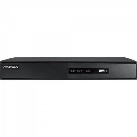 DVR 8 Canais DS-7208HQHI-F1/N Preto HIKVISION