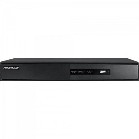 DVR 16 Canais DS-7216HQHI-F1/N Preto HIKVISION