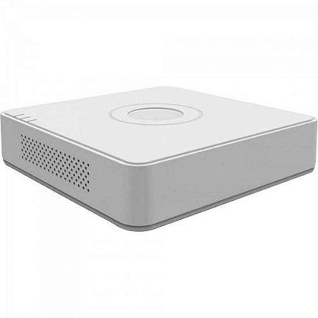 NVR 8 Canais DS-7108NI-E1/8P Branco HIKVISION
