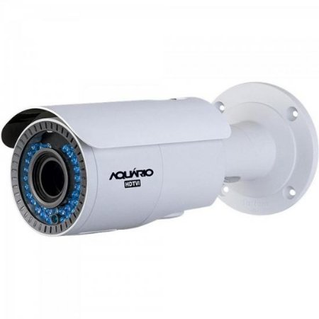 Camera Bullet FULL HD TVI 1080P 2,8~92mm 40m CB-2812040-2V Varifocal AQUARIO