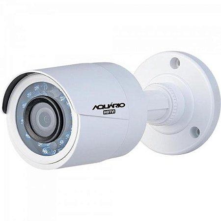 Camera Bullet FULL HD TVI 1080P 3,6mm 20m CB-3620-2P Case Plast AQUARIO