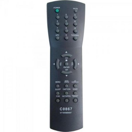 Controle Remoto para TV LG 14B85/86/14J52/14K40/14K85 GENÉRICO