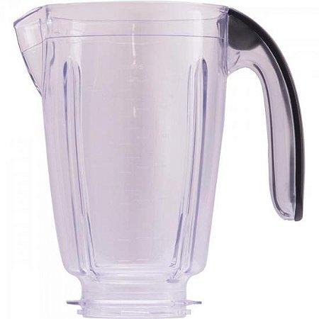 Copo Para Liquidificadores com Alça RI2044/61 Transparente PHILIPS WALITA