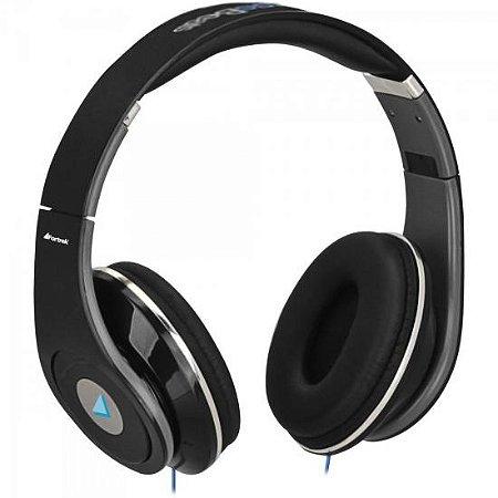 Fone Bass Beats Com Microfone para Celular HDP-602 Preto FORTREK