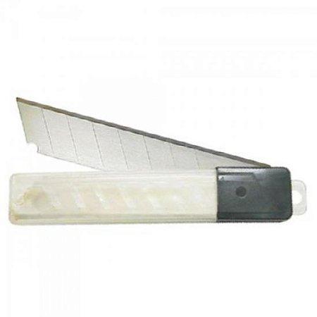 Lâmina para Estilete 18mm com 10 VONDER