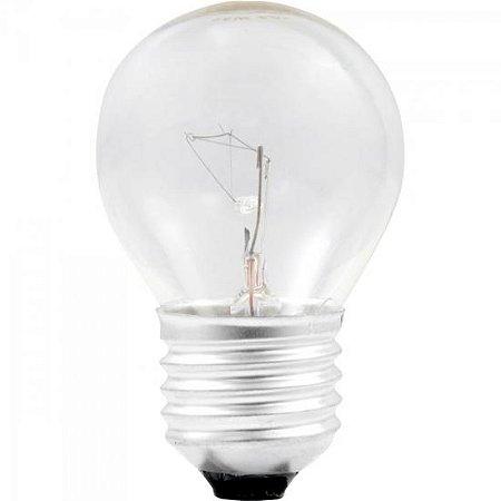 Lâmpada para Geladeiras ou Fogões 40W 127V E27 BG45 Clara BRASFORT