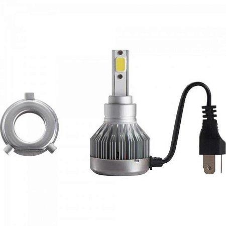 Lampadas Super LED H4 30W Branca MULTILASER