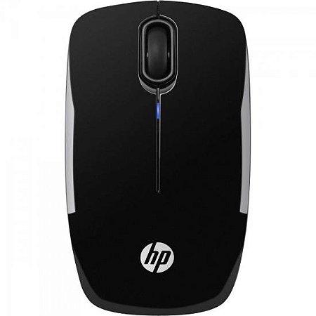 Mouse sem Fio USB 1600 DPI Z3200 Preto HP