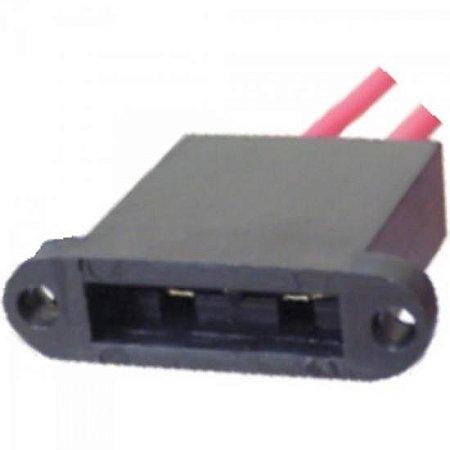 Porta Fusível para Lâmina Médio com Aba e Fio 1,5mm FUSIBRAS