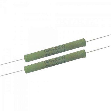 Resistor Fio 5W 47R AC-05 GENÉRICO