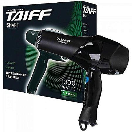 Secador de Cabelo 1300W 220V SMART Preto TAIFF