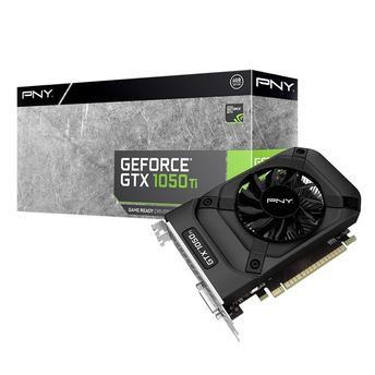 PLACA DE VIDEO 4GB PCIEXP GTX 1050 TI VCGGTX1050T4PB 128BITS GDDR5 GEFORCE PNY