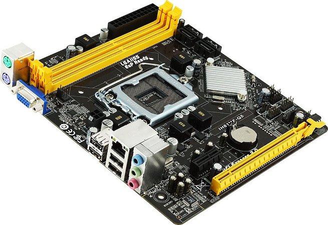 PLACA MAE 1155 ATX IH61MF-Q5 DDR3 VGA SUPOX