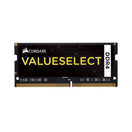 MEMORIA 8GB DDR4 2133 MHZ VALUESELECT CMV8GX4M1A2133C15 CORSAIR
