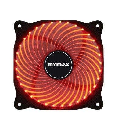 COOLER GAB 120MM STORM 2 VERMELHO (MYC/FC-12025-33/RD) MYMAX