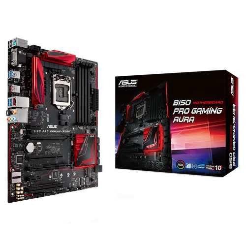 PLACA MAE 1151 B150 PRO GAMING/AURA DDR4 ASUS